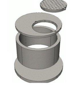 Кольца для выгребных ям