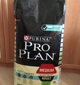 Корм для собак Purina Pro Plan 18 кг ПроПлан