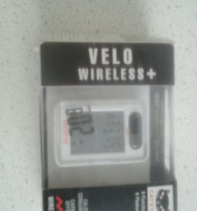 Велокомпьютер беспроводной CatEye Velo Wireless+