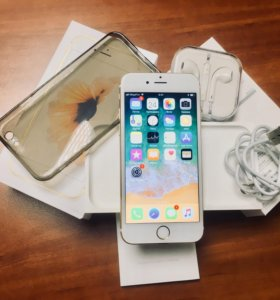 Iphone 6 s GOLD 64 GB