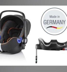 Автокресло romer baby-safe с базой flex isofix