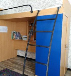 Кровать-чердак 3 в 1