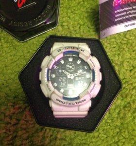 Часы g-shock ga100