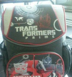 Ранец школьный Трансформеры
