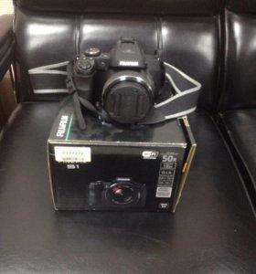Цифровая фотокамера Fujifilm finepix S1
