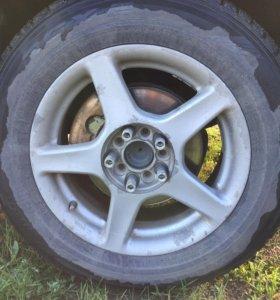 4 колеса обмен