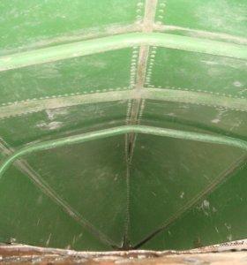 Лодка гребная охотничья складная ЗИЧ
