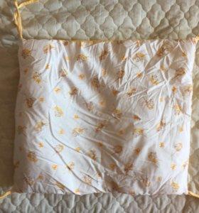 Бортики для детской овальной/круглой кроватки
