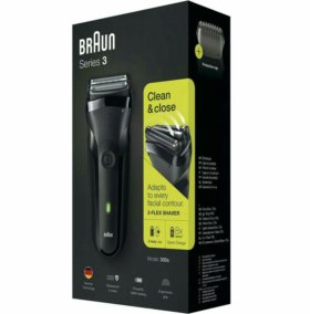 Электробритва Braun series3 300 s