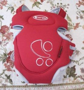Рюкзачок-кенгуру до 9 кг. для ребёнка. Новый