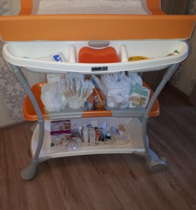 Пеленальный стол с ванночкой Cam Nuvola