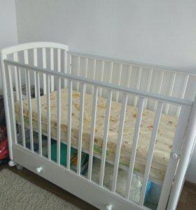 """Цена 3 дня!!!Детская кроватка """" GANDYLYAN"""""""