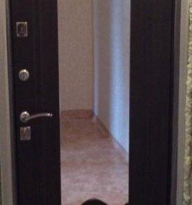 Дверь Ампир с зеркалом