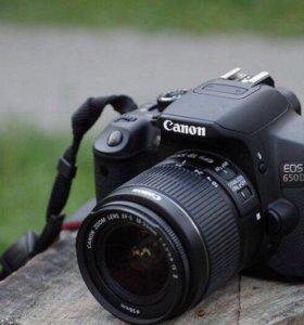 Canon D 650