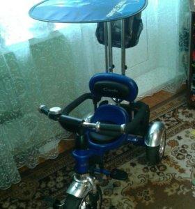 Велосипед детский трехкалесный(Capella)