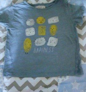 Детская футболка Mango