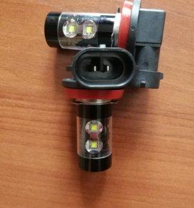 Светодиодная лампа h 8