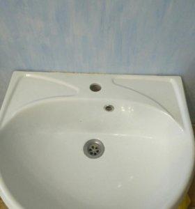 Раковина для ванной,б/у