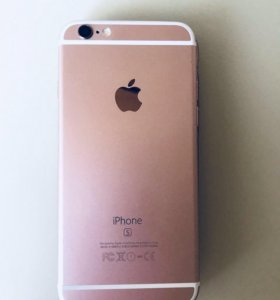 iPhone 6s 128g (rose gold)