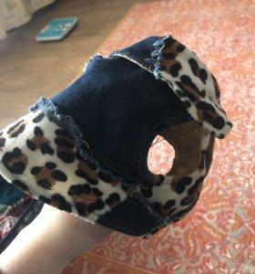 Джинсовая куртка для собаки