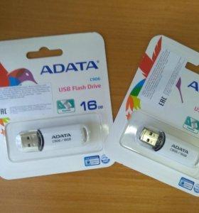 НОВЫЕ! USB флеш карта на 16 Gb