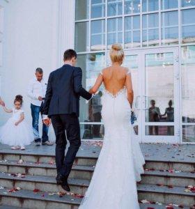 Свадебное платье, заряженное на счастье✨