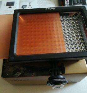 Накамерный свет 160 диодов