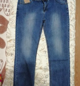 Новые джинсы мужские 40 р. Рост до 185