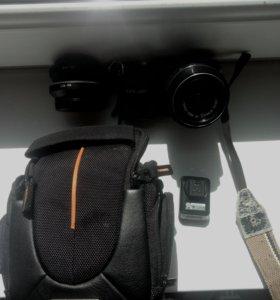Фотоаппарат SAMSUNG nx1100