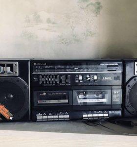 Аудиомагнитофон, кассеты