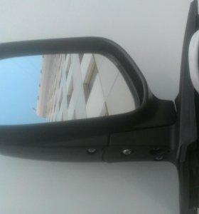Зеркало левое на тойота королла филдер