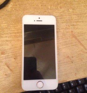 iPhone 5s дисплей