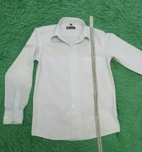 Рубашка белая детская