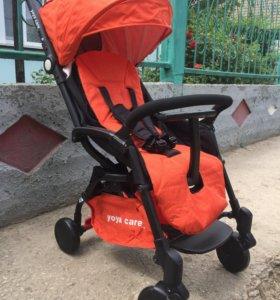 Детская коляска Yoya care orange