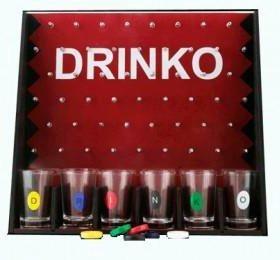 Игра настольная DRINKO