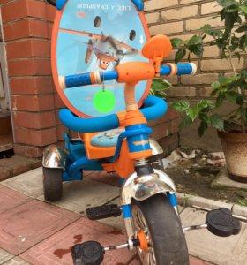 Детский велосипед «Управляшка»