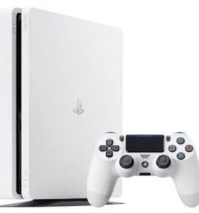 sony playstation 4 slim white 500