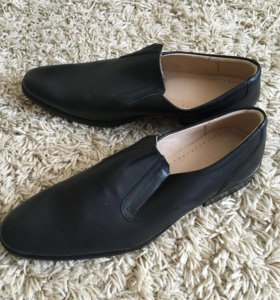Туфли офицерские хромовые