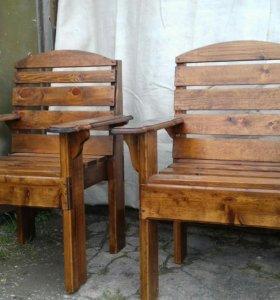Кресло,комплект 3 шт.