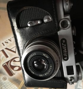 Фотоаппарат Зоркий6