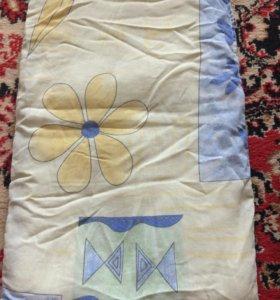 Одеяло, подушка детское