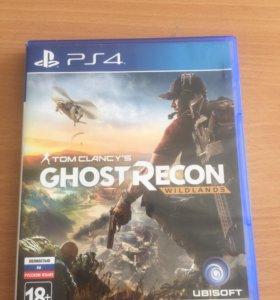 Ghost recon игра для ps 4