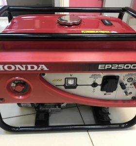 Бензиновая электростанция Honda EP2500CX