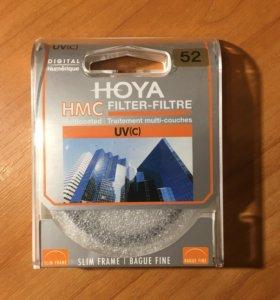 Защитный Фильтр Hoya UV 52 mm