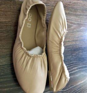 Кожаные балетки Aldo, 40 размер