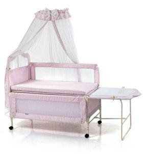 Кроватка для девочки.