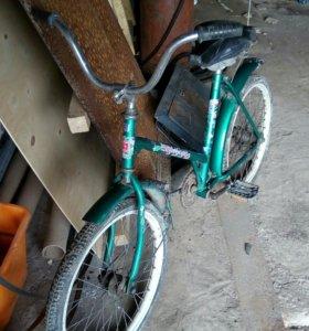 Велосипеды, кама(все что на фото) школьник