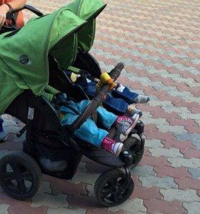 Коляска детская для двойни