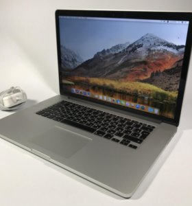 MacBook Pro 15 2015 2.5GHz/16gb DDR3/512gb ssd/R9