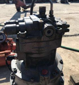 Гидромотор поворота башни на эк-тор HITACHI ZX-200